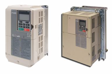 P1000 Yaskawa Variable Frequency Drives